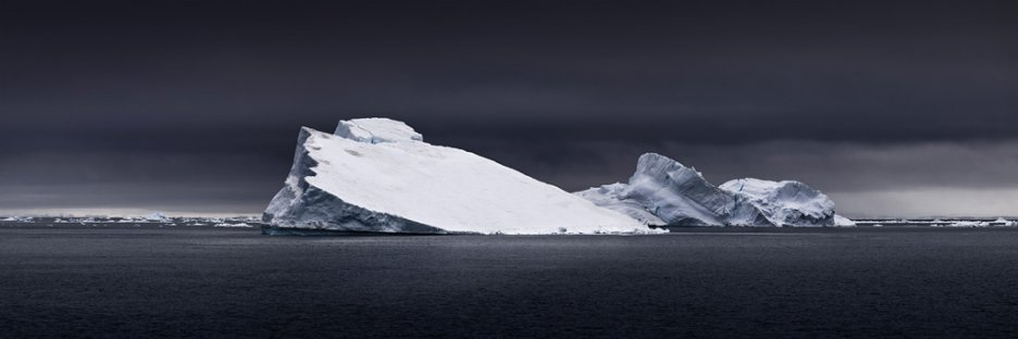 Sloped, Antarctic Sound