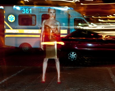 From «Flashing Lights» series