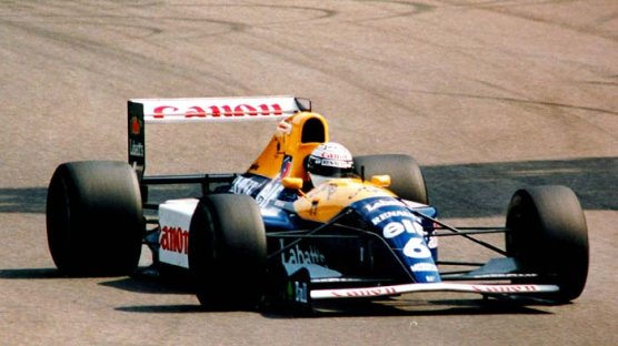 Riccardo Patrese – Williams