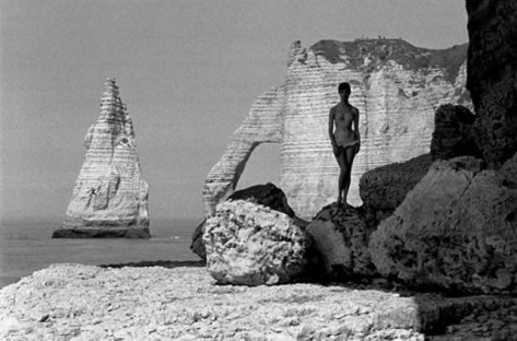 ?tretat, for Jours de France, bathing suit